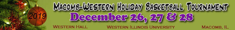 Macomb-Western Holiday Basketball Tournament